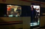 El PSPV lamenta el tracte discriminatori que pateixen els passatgers de trens regionals