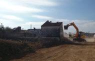 Benicarló, s'inicien les feines d'urbanització al Sector 11 Collet