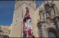 Vinaròs va celebrar dissabte la 2a Trobada de Muixerangues