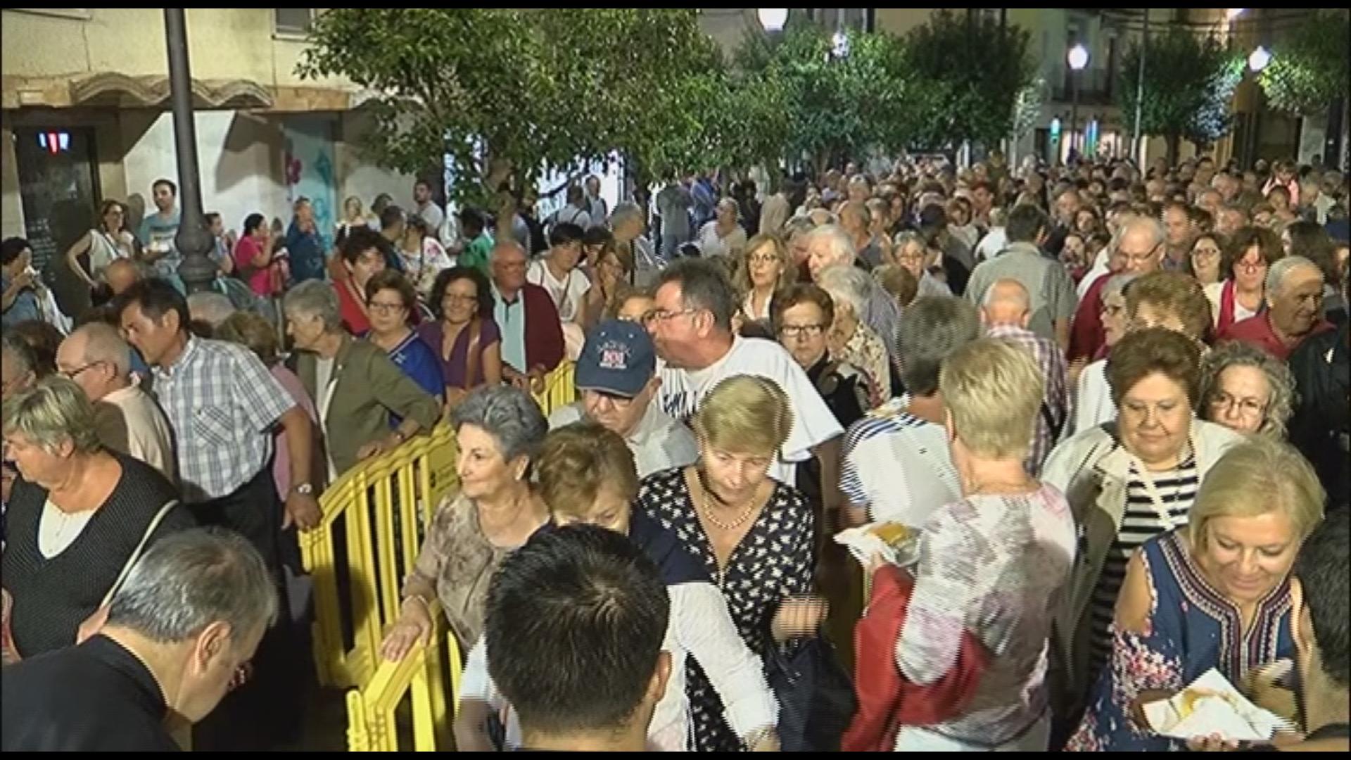 Vinaròs celebra el 776 aniversari de la Carta Pobla