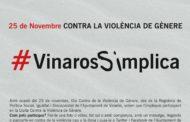 Vinaròs, Campanya contra la Violència de Gènere