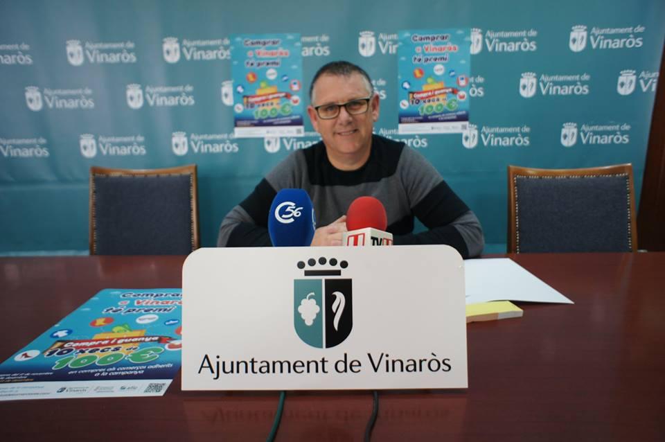 Vinaròs, Comerç presenta la nova campanya