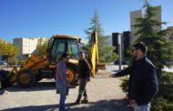 Vinaròs, l'Ajuntament instal·larà un parc infantil al carrer Camaraes