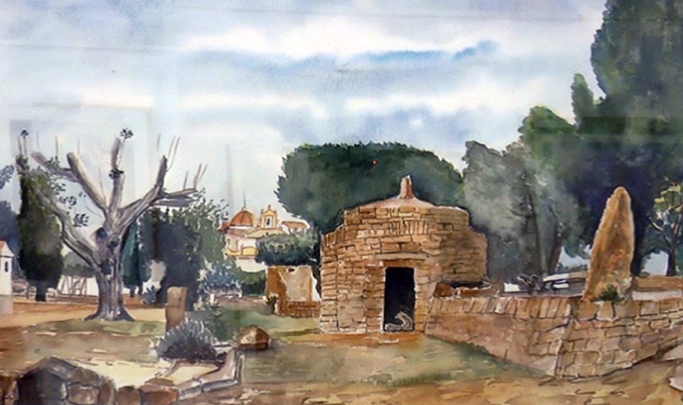 Vinaròs, la capella de Santa Victòria acull la mostra del 9é Certamen Internacional d'Aquarel·la Puig Roda