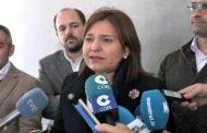 Vinaròs, la presidenta del PPCV Isabel Bonig reclama més inversions de la Generalitat en matèria de Sanitat