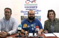 Vinaròs, roda de premsa de COCEMFE Maestrat 20/11/2017