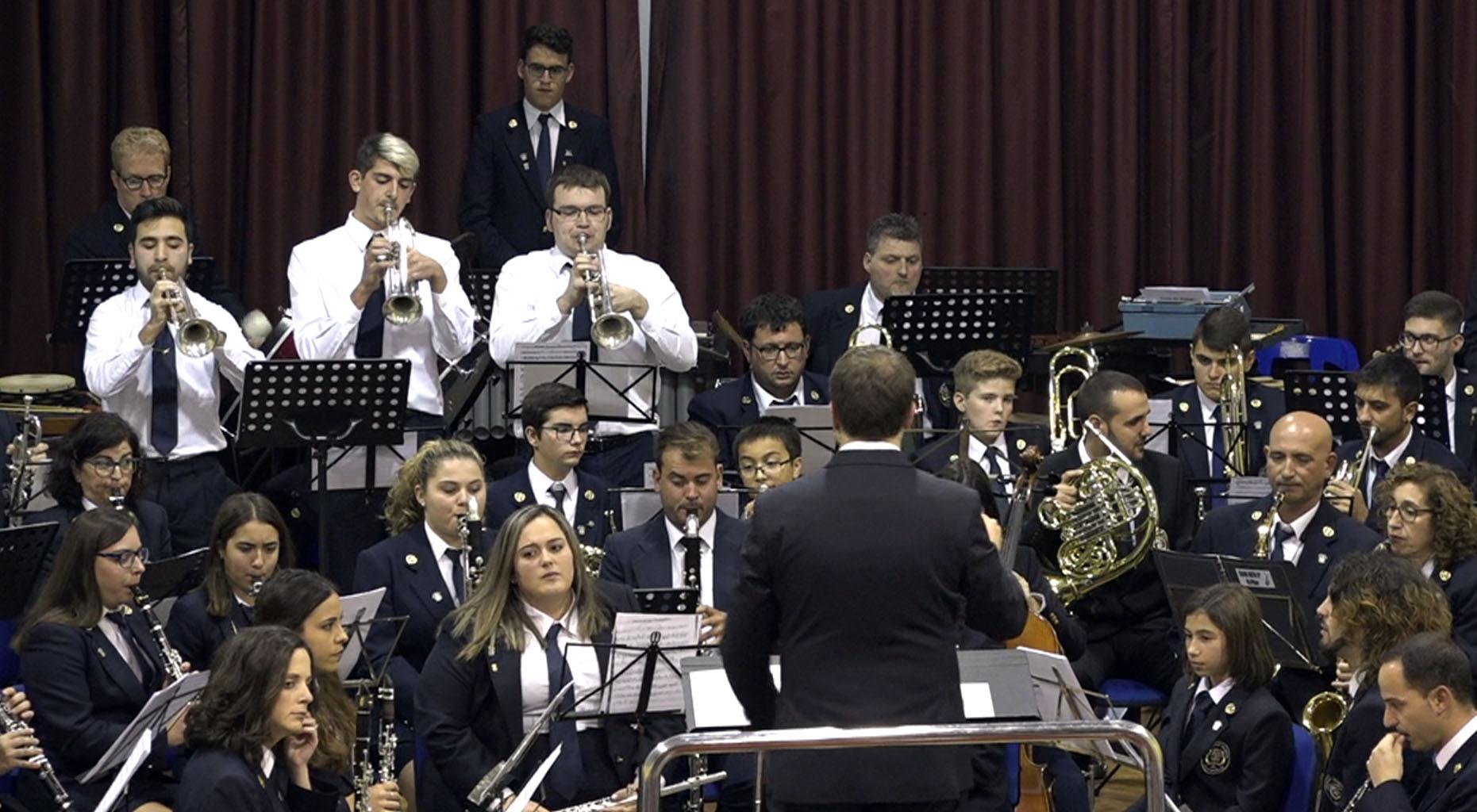 L'Agrupació Musical Vila de Càlig oferirà demà dissabte el 4rt Concert del Soci al Centre de Cultura