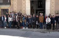 Benicarló; lectura del manifest institucional contra la violència de gènere 24/11/2017