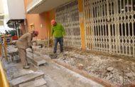 Benicarló, el Mercat Municipal adequarà les entrades per facilitar l'accés a les persones amb mobilitat reduïda