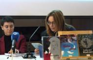 """Vinaròs; Presentació del llibre """"Relatos para Muskaan"""" 22-11-2017"""