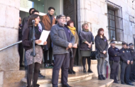 Vinaròs; Lectura del manifest del Dia Internacional Contra la Violència de Gènere a Vinaròs 24-11-2017
