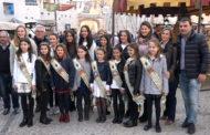 Peñíscola; inauguració del tradicional Mercat Medieval de Peñíscola 30/12/2017