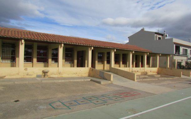 Canet lo Roig s'adhereix al programa Edificant per executar millores al col·legi Araboga