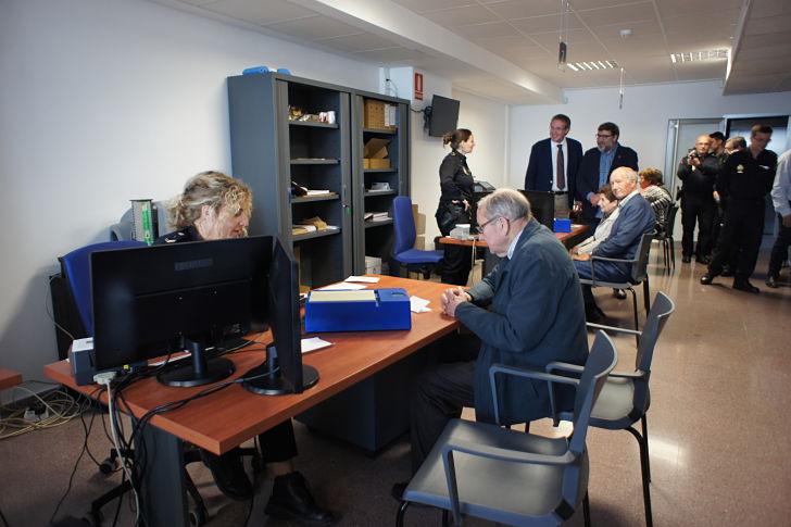 Vinaròs, a patir del 2 de gener les cites prèvies per renovar del DNI s'hauran de demanar per Internet o telèfon