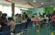 """Peníscola; Inauguració del parc infantil """"Peñísnadal""""  i del Campus Solidari Penya Barça"""