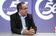 L'ENTREVISTA. Manuel Molinos i Antonio Sebastià, president i director, respectivament, de Caixa Vinaròs 12/01/2018