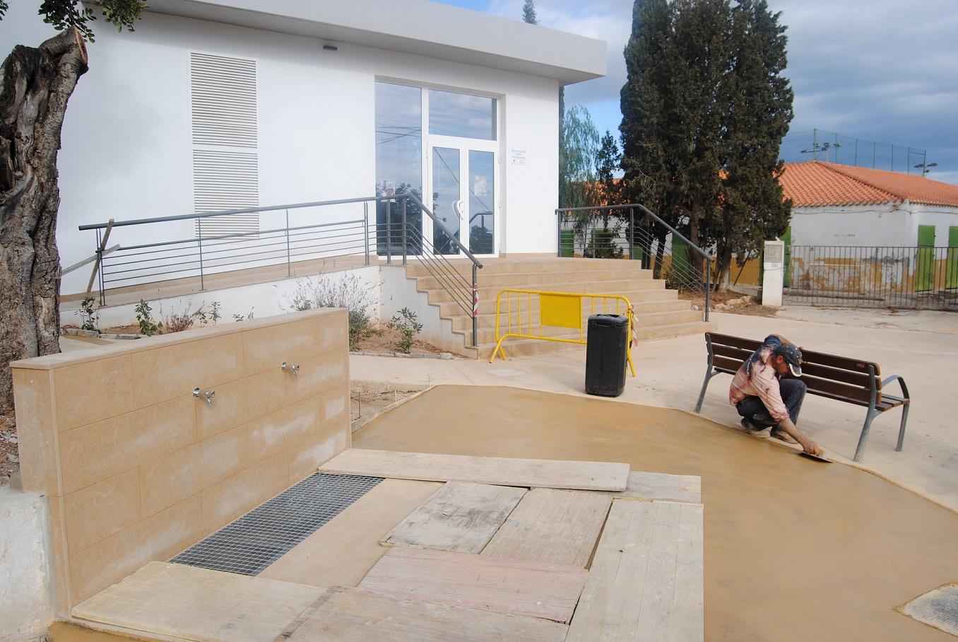 Alcalà disposarà dues fonts d'osmosi per oferir aigua tractada als veïns