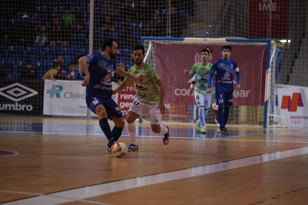 El Peníscola RehabMedic empata davant del Palma Futsal