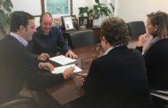 Peníscola, l'Ajuntament signa un conveni amb la residència de la tercera edat
