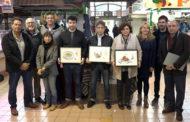 Benicarló; entrega de premis als pinxos més