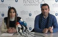 Peñíscola; presentació de la programació de Sant Antoni i manteniment d'edificis 10/01/2018