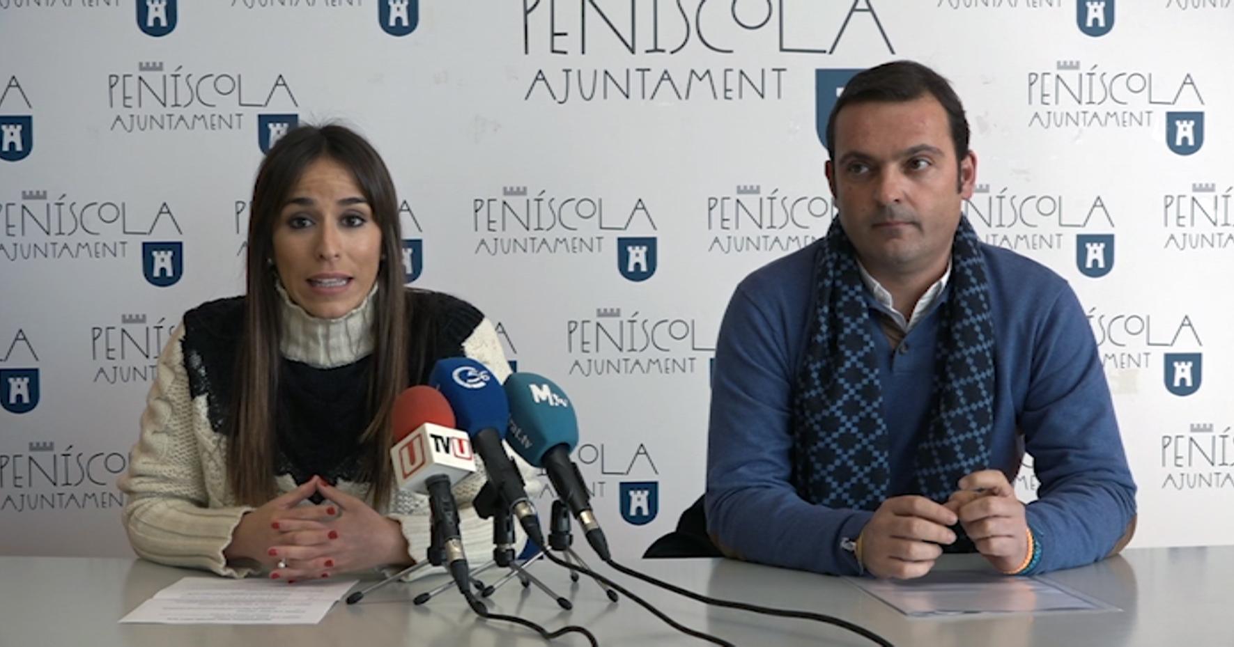 Peníscola prepara la festa de Sant Antoni amb els actes més tradicionals