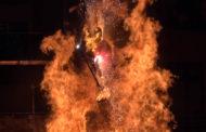 Benicarló celebrar Sant Antoni amb l'encesa de la foguera