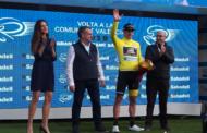 Peníscola, acull el final d'etapa de la Volta a la Comunitat amb victòria de Danny Van Poppel