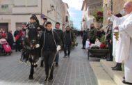 Sant Jordi celebra la festa de Sant Antoni