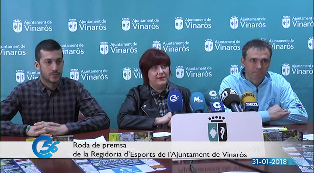 Vinaròs, els veterans del club del CF Vinaròs disputaran un partit benèfic davant del Vila-real
