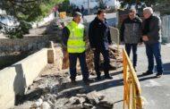 Peníscola, comencen les obres de millora de l'enllumenat públic a la urbanització Urmi