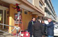 Peníscola, la Brigada continua amb les tasques de manteniment de les infraestructures municipals