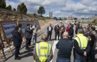 La Diputació actua en cinc carreteres per millorar la comunicació entre el món rural i l'urbà