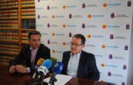 Alcalà-Alcossebre. Roda de premsa dels alcaldes d'Alcalà-Alcossebre i Peñíscola 21/03/2018