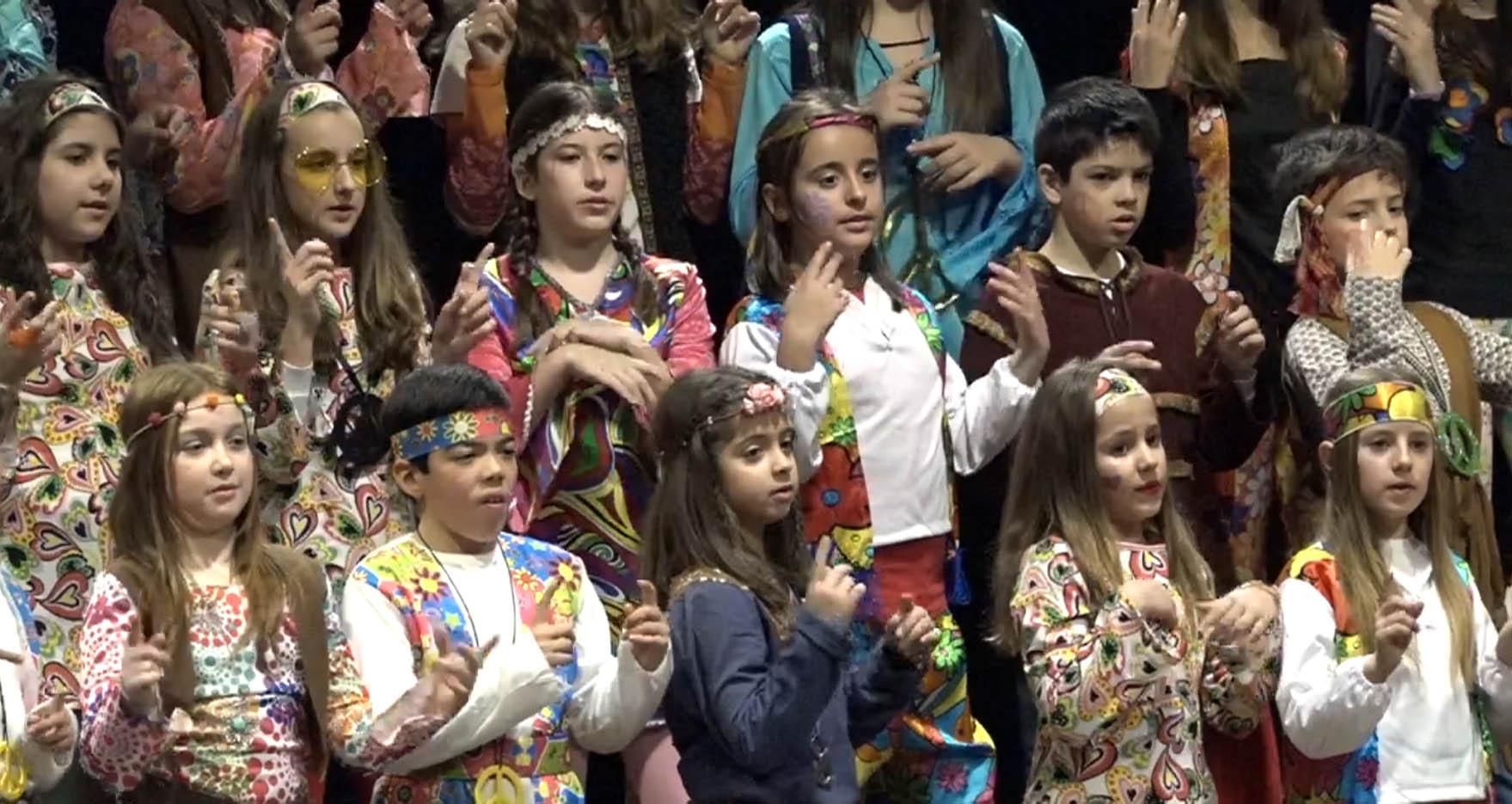 La Coral Polifònica Benicarlanda va celebrar dissabte el Concert del Ninot