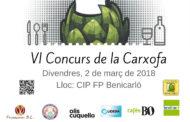 Benicarló celebrarà demà la final del 6è Concurs de Cuina i Servei de la Carxofa