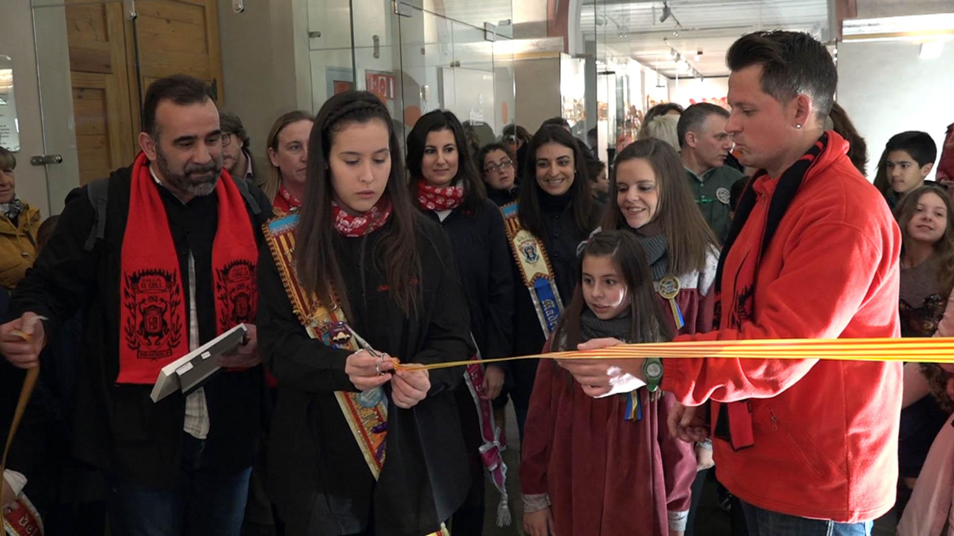 Benicarló, el Mucbe acull l'exposició de maquetes organitzada per la Falla El Grill