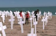 Vinaròs, l'Associació Femme Força ret memòria a les víctimes de la violència de gènere