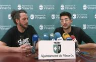 Vinaròs; roda de premsa de la Regidoria de Joventut 16-03-2018