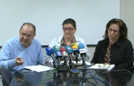 Vinaròs; roda de premsa de l'Hospital Comarcal 16-03-2018
