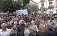 Vinaròs; manifestació per unes pensions dignes 17-03-2018