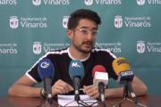 Vinaròs; roda de premsa de la Regidoria de Cultura 23-01-2018
