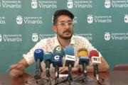 Vinaròs; roda de premsa de la Regidoria de Festes 21-05-2018