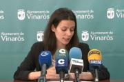 Vinaròs; roda de premsa de la Regidoria d'Ocupació 21-05-2018