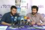 Vinaròs; roda de premsa de Tots i Totes SOM Vinaròs 22-05-2018