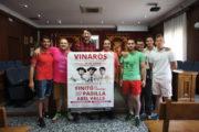 Vinaròs: Roda de premsa de la regidoria de festes 31-05-2017
