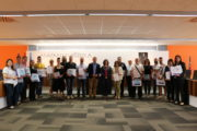 29 empreses de Peníscola reben el diploma SICTED per la bona qualitat turística
