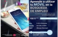 L'ajuntament oferix un taller per cercar feina a través del mòbil