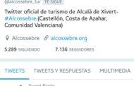 Alcalà de Xivert és el primer destí turístic del País Valencià a Twitter