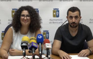 Benicarló; presentació de la Fira de la Joventut 28/06/2017